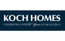 Koch Homes logo – square